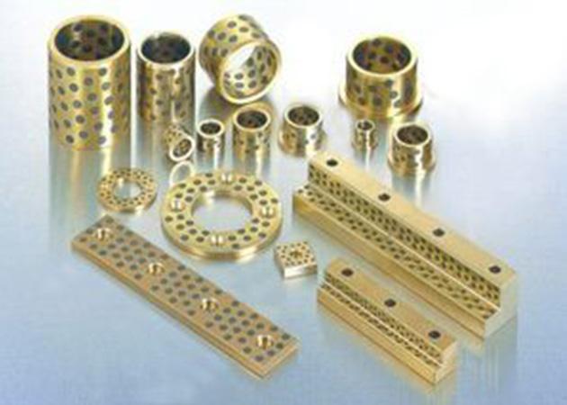 銅合金自潤軸承 1