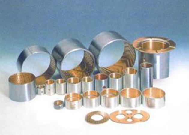雙金屬銅合金自潤軸承 1